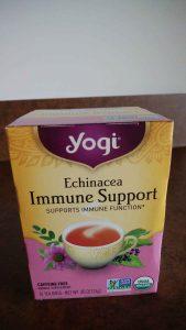 Yogi tea ヨギティー